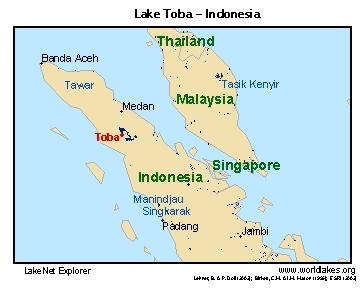 Lakenet lakes toba locator map publicscrutiny Image collections